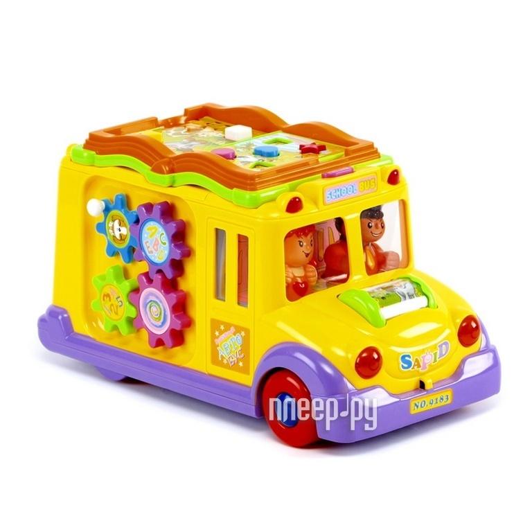 Игрушка Shantou Gepai Забавный автобус 9183  Pleer.ru  574.000