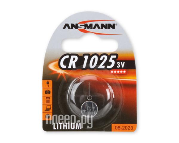Батарейка CR1025 - Ansmann BL1 1516-0005