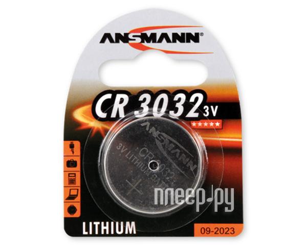 CR3032 - Ansmann 1516-0013 BL1  Pleer.ru  91.000