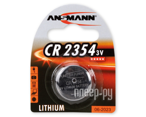 CR2354 - Ansmann 1516-0012 BL1  Pleer.ru  91.000
