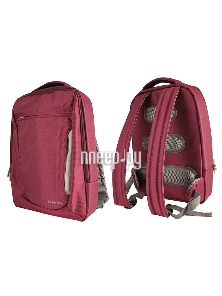 Рюкзак Luardi 15.0 LBB-Purple Purple  Pleer.ru  799.000