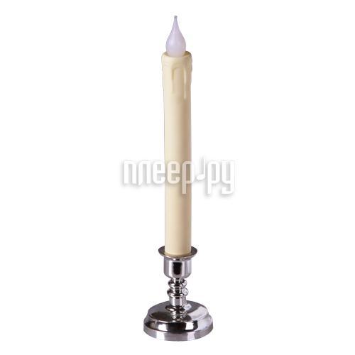 Светодиодная свеча Jazzway CL4-SET2 Cream  Pleer.ru  348.000