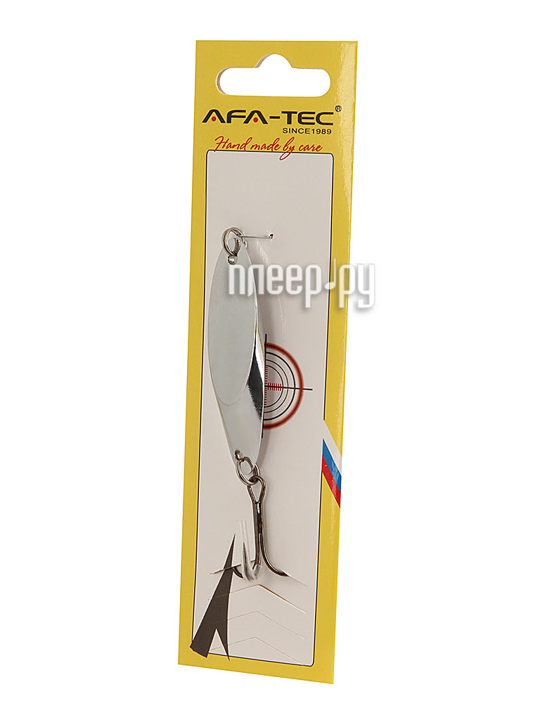 Блесна AFA-TEC MP6019-28N Silver 5201-2028  Pleer.ru  94.000