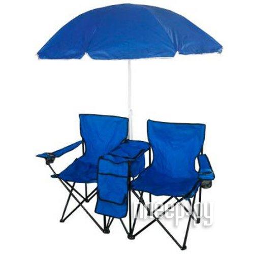 Стул IRIT IRG-522 - набор складных кресел с зонтом