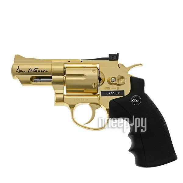 Пистолет ASG Dan Wesson 2.5 Gold 17373 / 17374