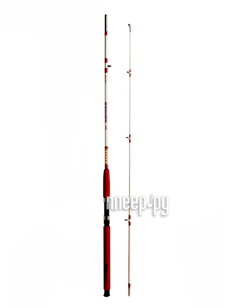 Удилище AMA-FISH White Fire AWF2402S 2.4m  Pleer.ru  475.000