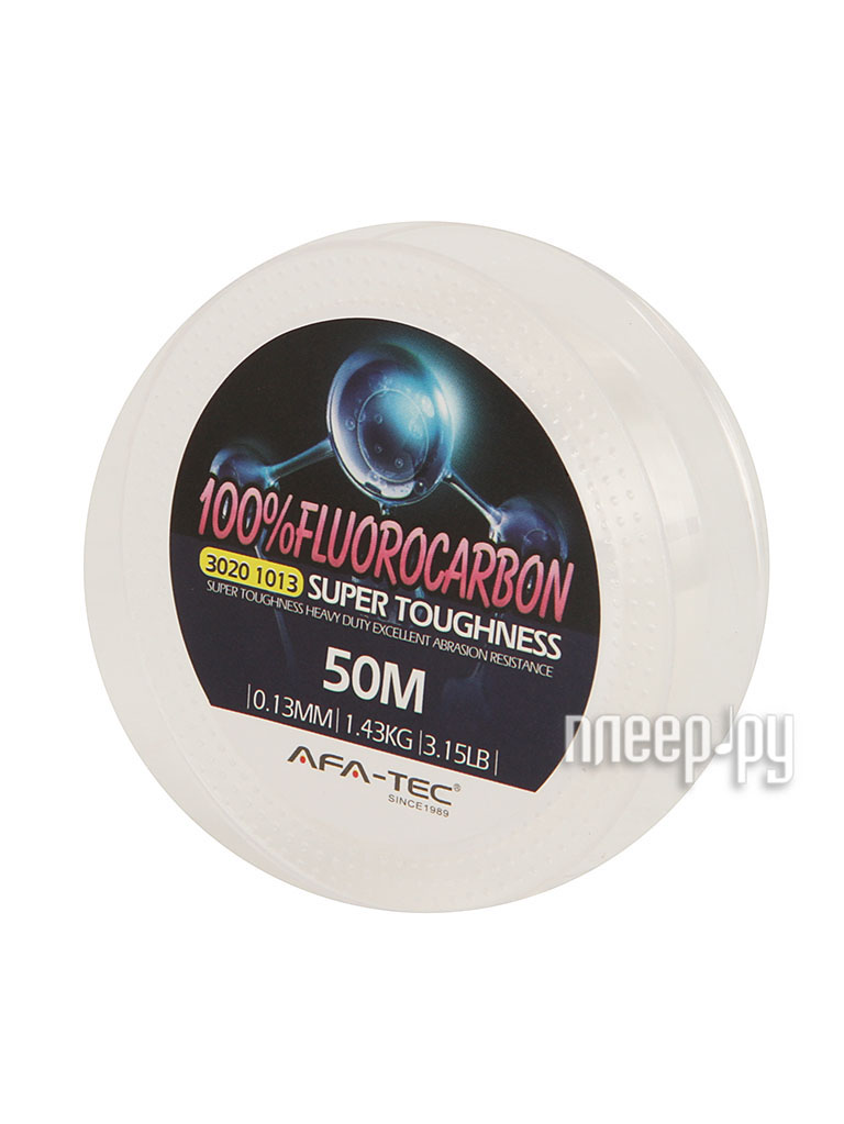 Леска AFA-TEC CT1350 50m флуорокарбон  Pleer.ru  136.000