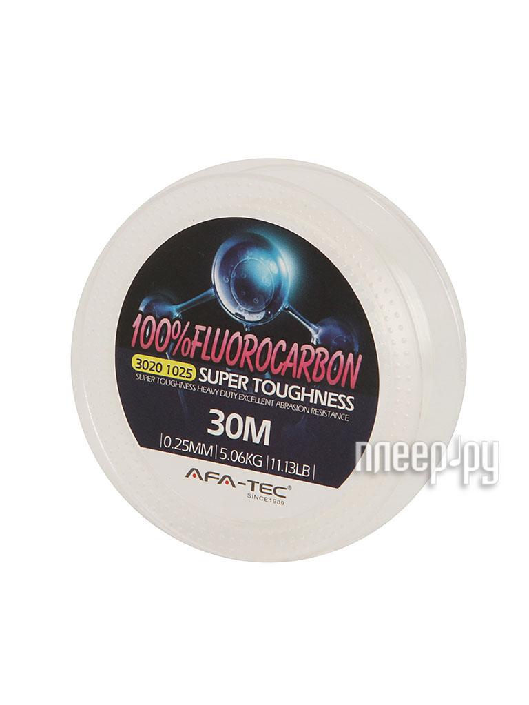 Леска AFA-TEC CT2550 30m флуорокарбон  Pleer.ru  144.000