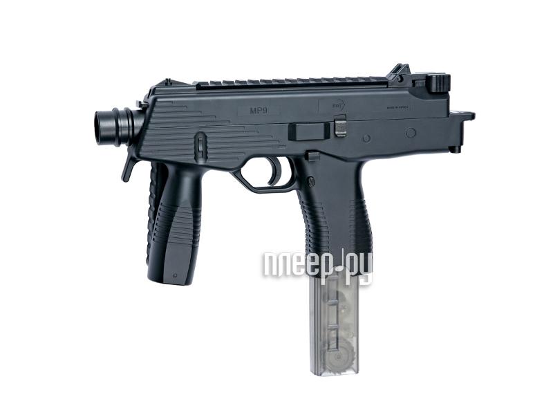 Пистолет ASG MP9 A1 17380  Pleer.ru  2790.000