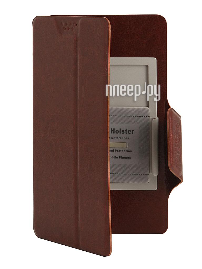 Аксессуар Чехол Media Gadget Clever SlideUP L 5.1-5.5-inch иск  Pleer.ru  700.000