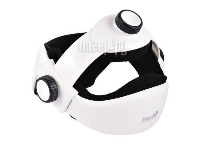 Массажер Merlin BrainWave Head & Eye Massager LITE  Pleer.ru  4968.000