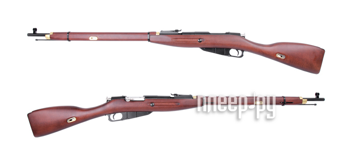 Винтовка King Arms Mosin-Nagant 1891/30 Rifle Gas KA-AG-158  Pleer.ru  13731.000