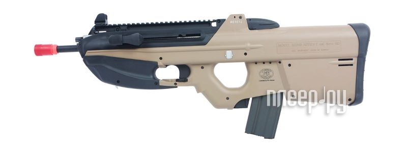 Автомат G&G Armament FN F2000 TAN  Pleer.ru  16350.000