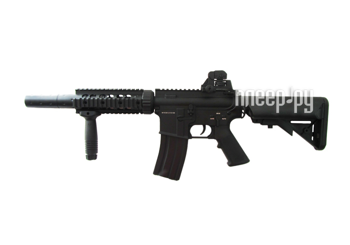 Автомат D-Boys M4SD BK AEG Full Metall NBB 0041-226  Pleer.ru  10951.000
