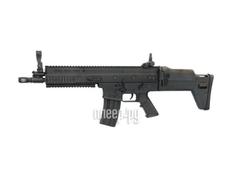 Автомат D-Boys FN SCAR BK 0041-299B  Pleer.ru  11104.000