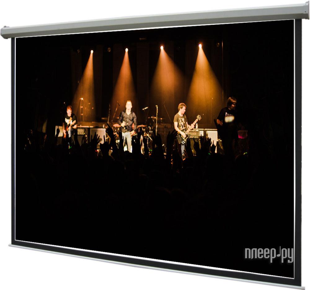 Экран Classic Solution Lyra 200x150cm с электроприводом