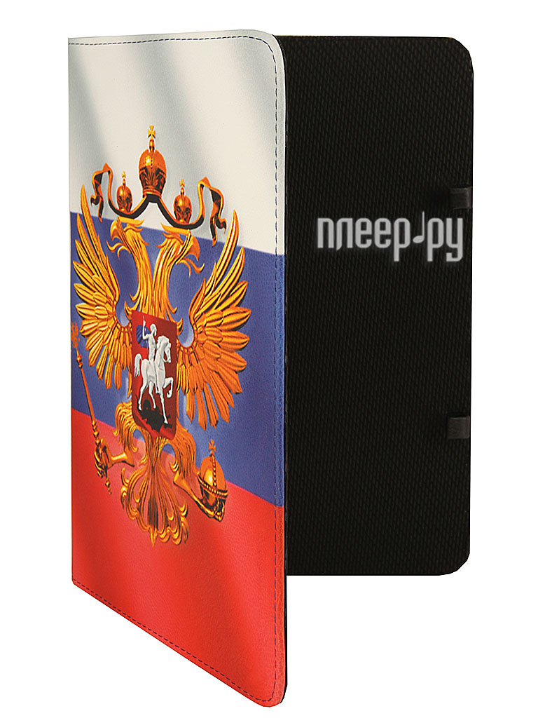 Аксессуар Чехол 10.0 Deko Mobile ArtBook Флаг России A43479  Pleer.ru  1025.000