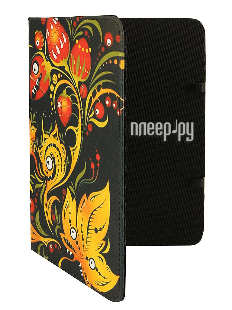 Аксессуар Чехол 10.0 Deko Mobile ArtBook Чужая Хохлома A43477  Pleer.ru  1025.000