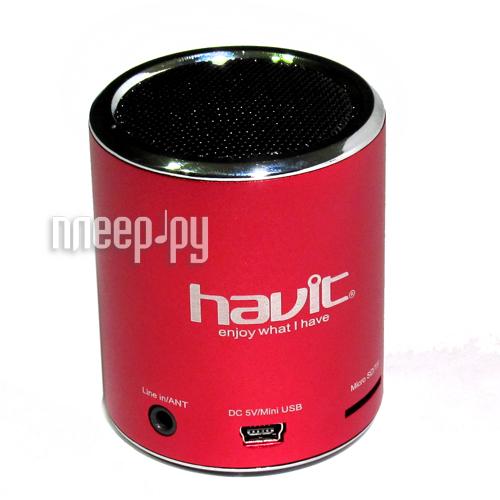 Колонка Havit HV-SKC413 Red