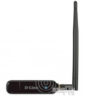 Wi-Fi адаптер D-Link DWA-137  - купить со скидкой