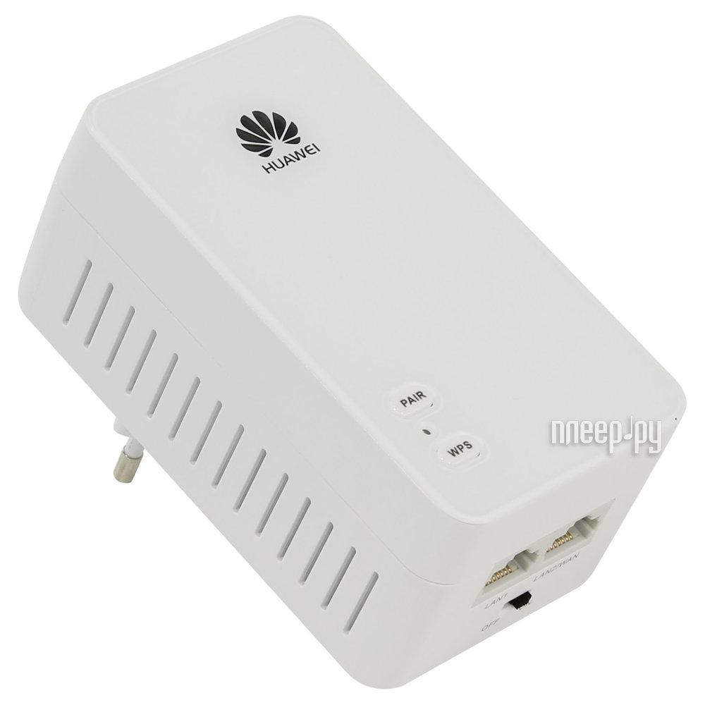 Powerline адаптер Huawei PT530  Pleer.ru  1478.000