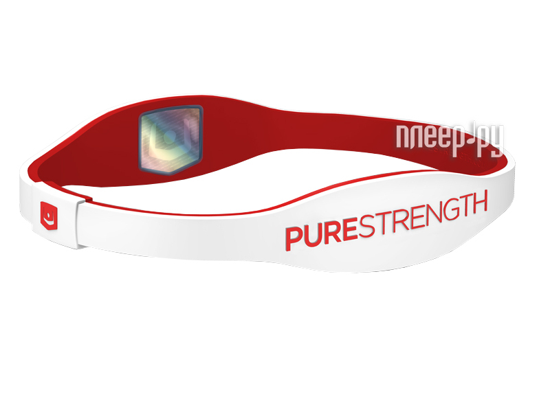 Браслет PureStrength EDGE LTE LG White-Red  Pleer.ru  998.000