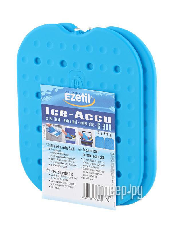 термосумка Ezetil IceAccu G800 2x770гр аккумулятор холода  Pleer.ru  417.000
