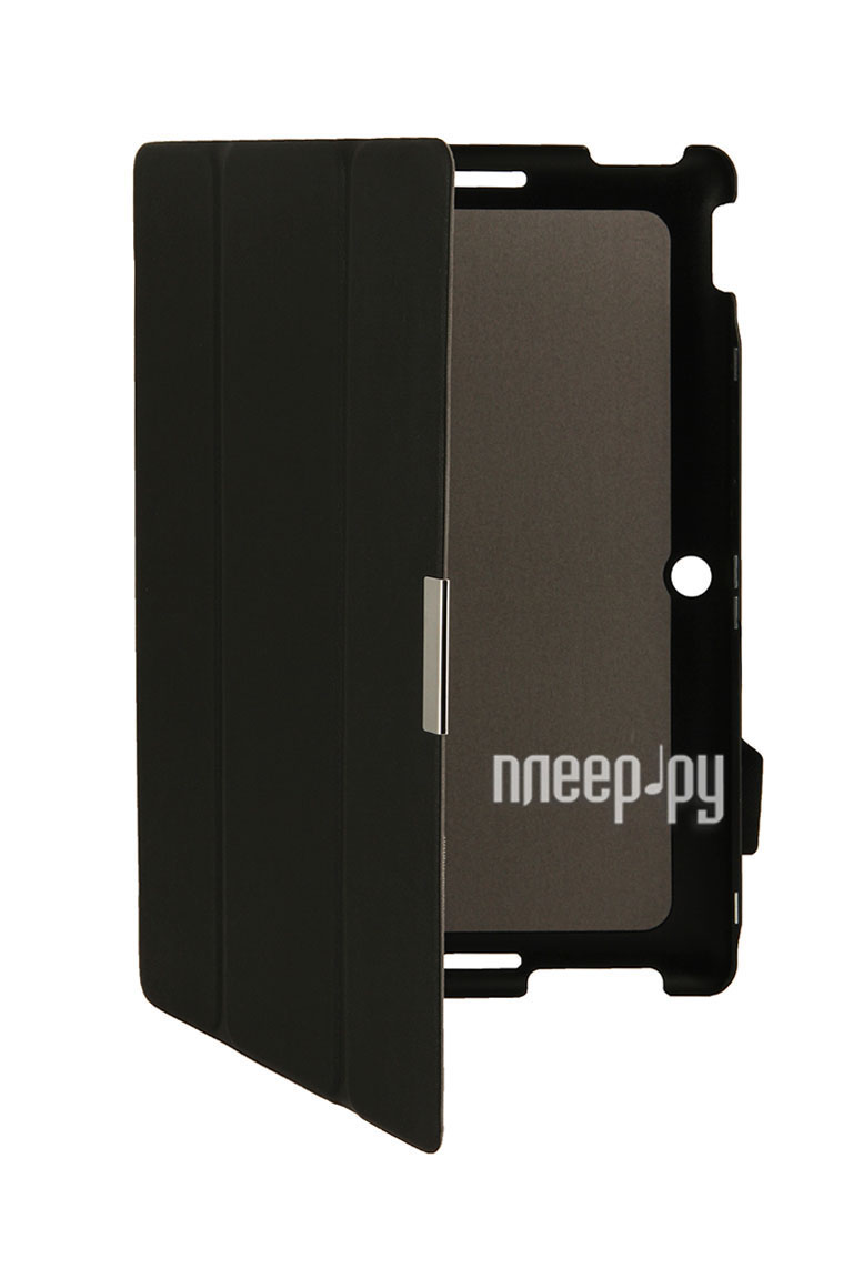 Аксессуар Чехол ASUS Memo Pad 10 ME302C SkinBox Smart Case with clips Black P-As302-001  Pleer.ru  1001.000