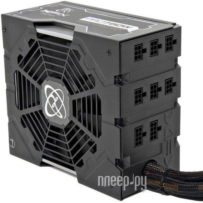 Блок питания XFX Bronze P1-750X-UKB9 Semi Modular 750W  Pleer.ru  4858.000
