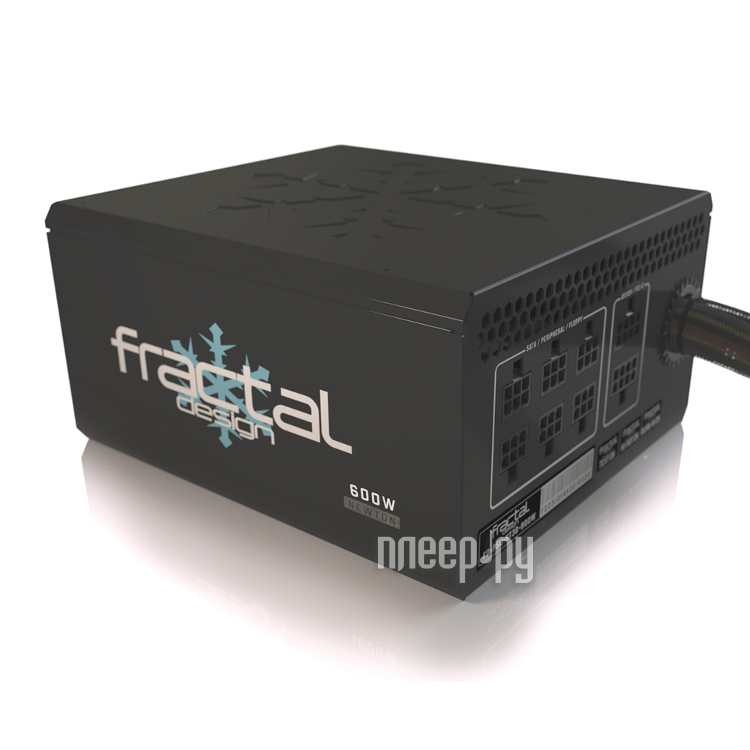 Блок питания Fractal Design Newton R3 FD-PSU-NT3B-600W 600W  Pleer.ru  5866.000