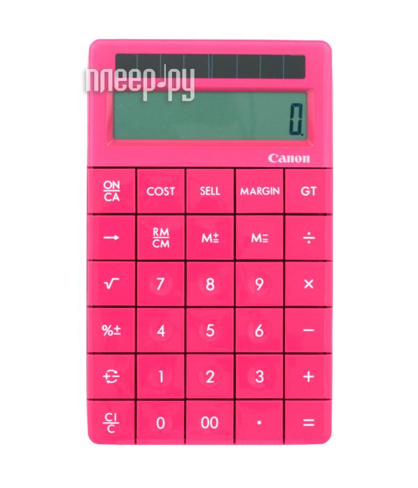 Калькулятор Canon X Mark I Pink  Pleer.ru  877.000