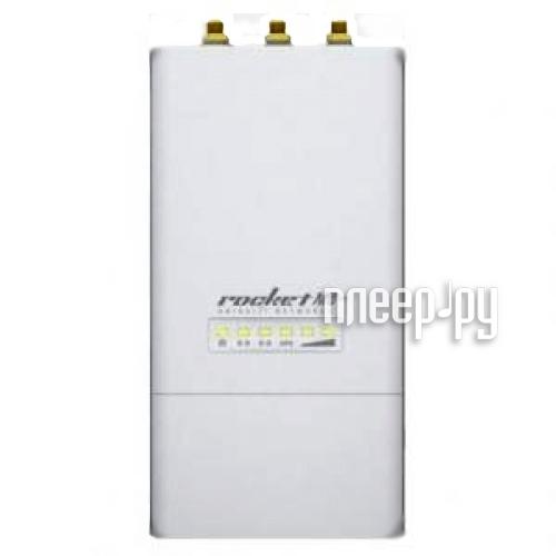 Wi-Fi роутер Ubiquiti RocKet M3  Pleer.ru  7122.000