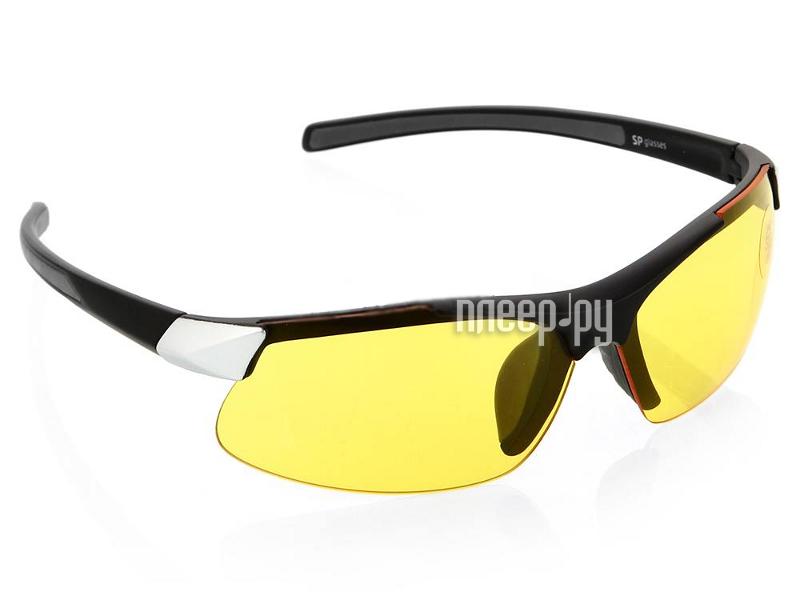 Очки SPG Premium AD057 Black-Silver