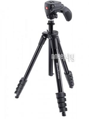 Штатив Manfrotto Compact Action Black MKCOMPACTACN-BK  - купить со скидкой