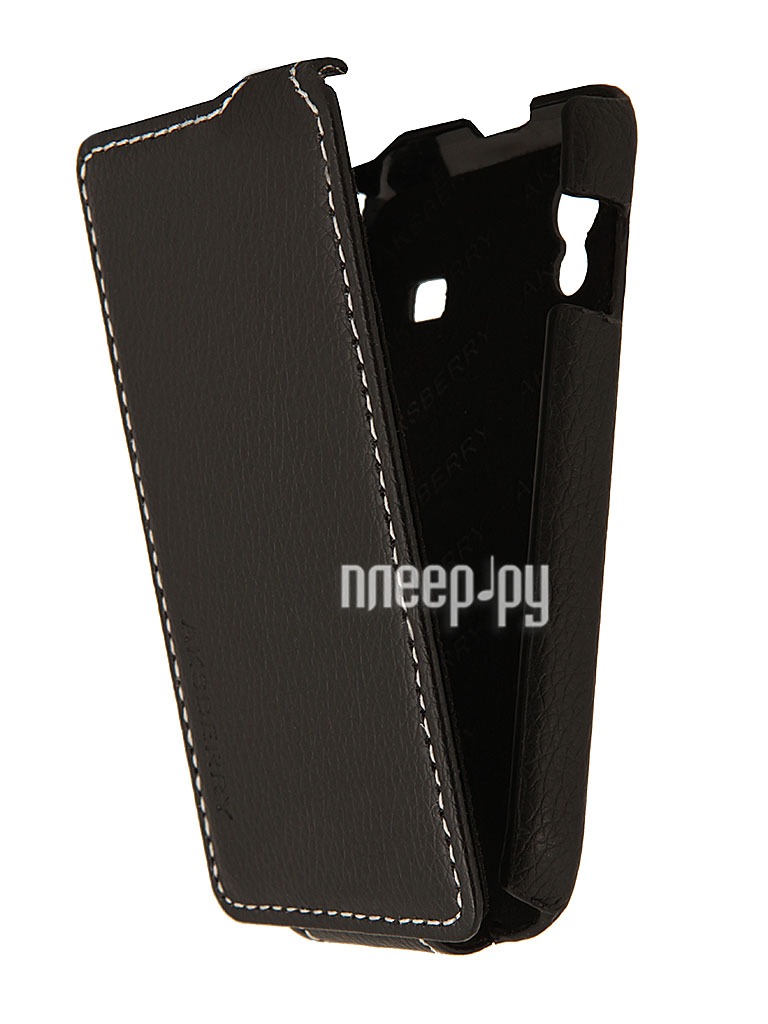 Аксессуар Чехол Samsung Galaxy Ace GT-S5830 Aksberry Black  Pleer.ru  1129.000