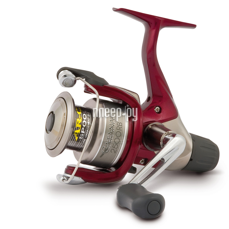 Катушка Shimano Catana 2500 RB CAT2500RB  Pleer.ru  1838.000