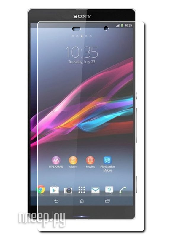 Аксессуар Стекло защитное Sony Xperia Z2 Media Gadget Tempered Glass 0.33mm закругленные края TG021  Pleer.ru  681.000