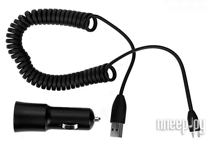 Аксессуар Зарядное устройство в авто microUSB HTC CC-C600  Pleer.ru  1149.000