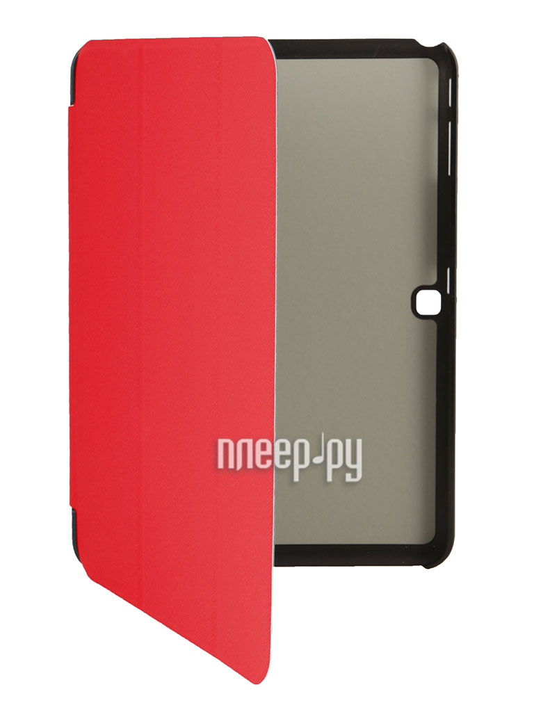 Аксессуар Чехол for Samsung Galaxy Tab 4 10.1 T531 Palmexx Smartbook Red PX/SMB SAM Tab4 T531 RED  Pleer.ru  899.000