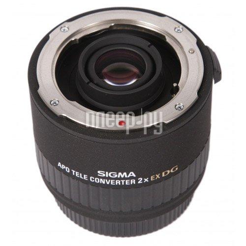 Конвертер Sigma AF 2.0x APO Tele DG Converter Sony/Minolta  Pleer.ru  11541.000