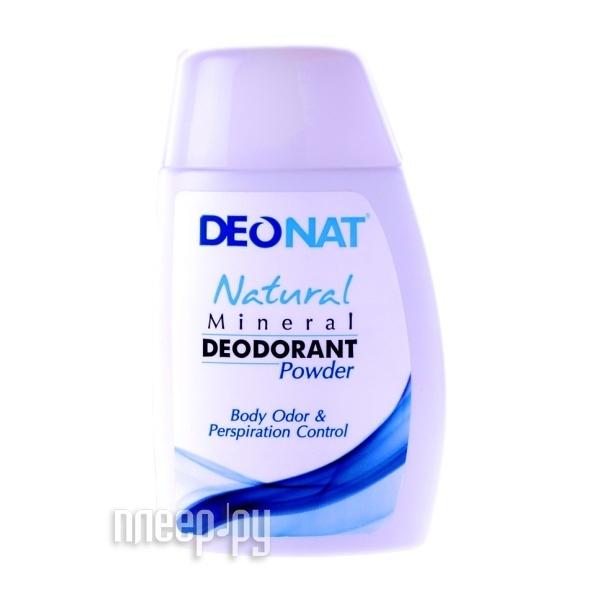 Дезодорант DeoNat Порошок аммонийный  Pleer.ru  288.000