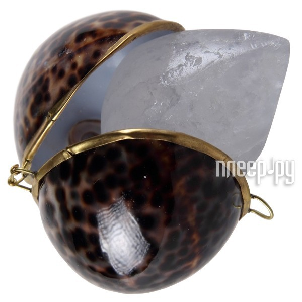 Дезодорант Tawas Crystal кристалл в ТИГРОВОЙ раковине 70г  Pleer.ru  580.000