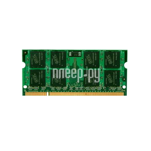 Модуль памяти GeIL DDR3 1600MHz SO-DIMM - 2Gb GS32GB1600C11S  Pleer.ru  873.000
