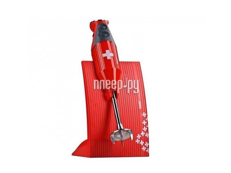 Блендер Bamix M200 SwissLine Red  Pleer.ru  7097.000