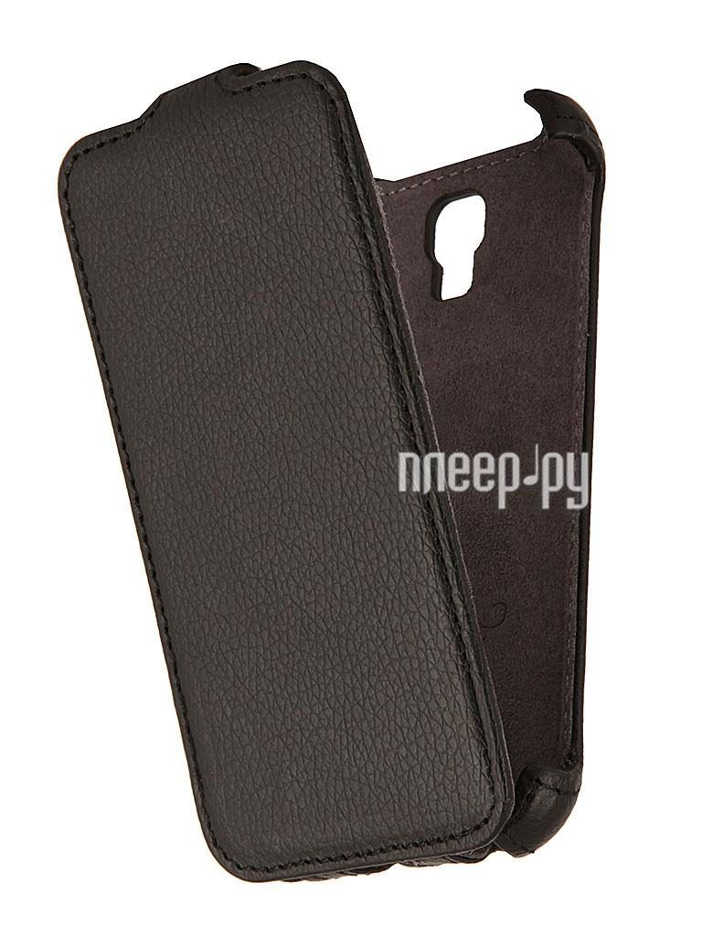 Аксессуар Чехол Alcatel OneTouch 5025 POP 3 FC5025 Soft Silver