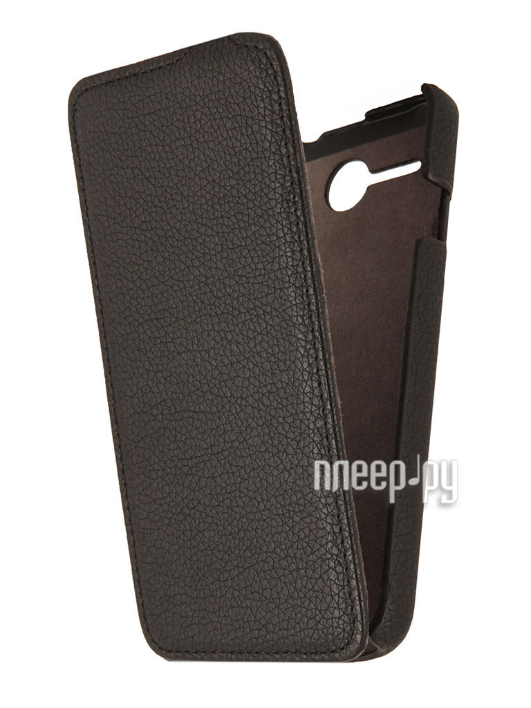 Аксессуар Чехол Lenovo A680 Partner Flip-case Black  Pleer.ru  1021.000