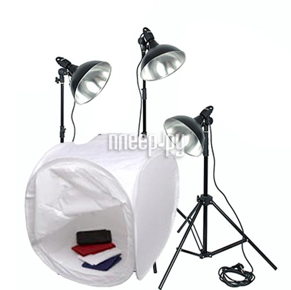 Комплект студийного света Raylab Macro-3 + RLS-80 KIT  Pleer.ru  9540.000