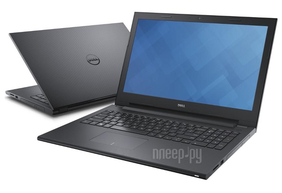 Ноутбук Dell Inspiron 3542 Black 3542-8618 Intel Pentium 3558U 1.7 GHz/4096Mb/500Gb/DVD-ROM/Intel HD Graphics/Wi-Fi/Bluetooth/Cam/15.6/1366x768/Windows 8.1 64-bit  Pleer.ru  12767.000