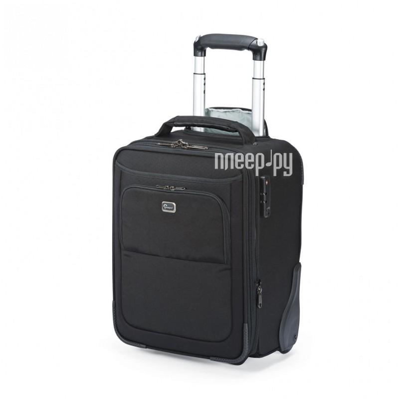 Дорожная сумка LowePro Pro Roller x100 AW Black  Pleer.ru  11498.000