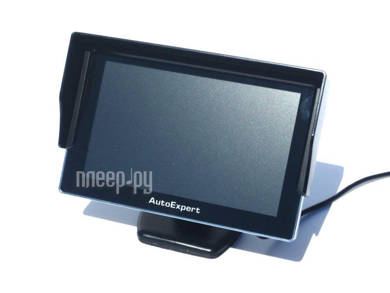 Монитор в авто AutoExpert DV-550 за 2470 рублей